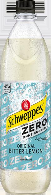 Schweppes Original Bitter Lemon Zero