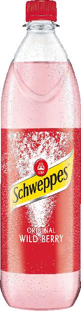 Schweppes Russian Wild Berry