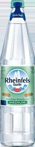 Rheinfels Quelle Medium