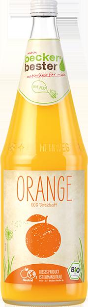 Beckers Bester Bio Orangensaft