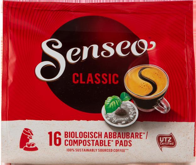 Senseo Classic Pads
