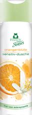 Frosch Senses Orangenblüte Sensitiv-Dusche