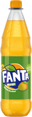 Fanta Mango ohne Zucker
