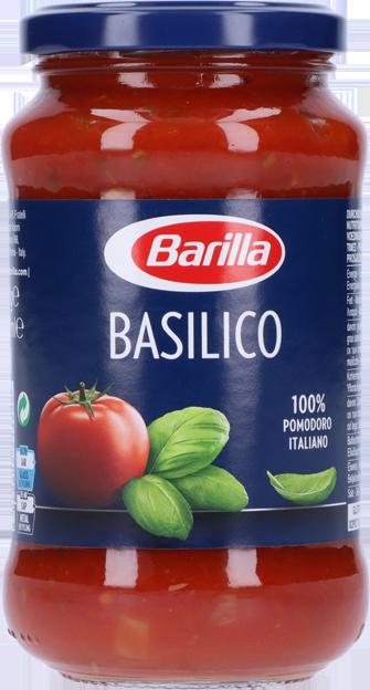 Barilla Basilico Sauce