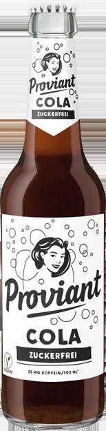 Proviant Cola Zuckerfrei