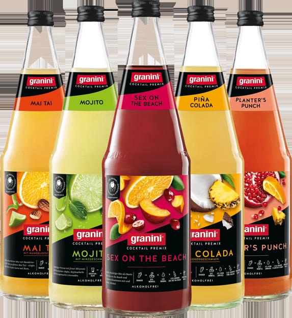 Granini Cocktail Premix Mix