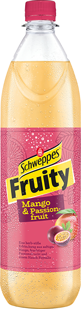 Schweppes Fruity Mango & Passionfruit