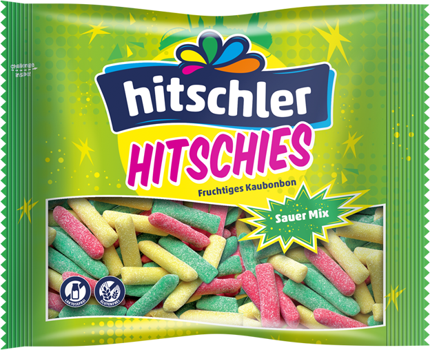 hitschler Mini Hitschies sauer