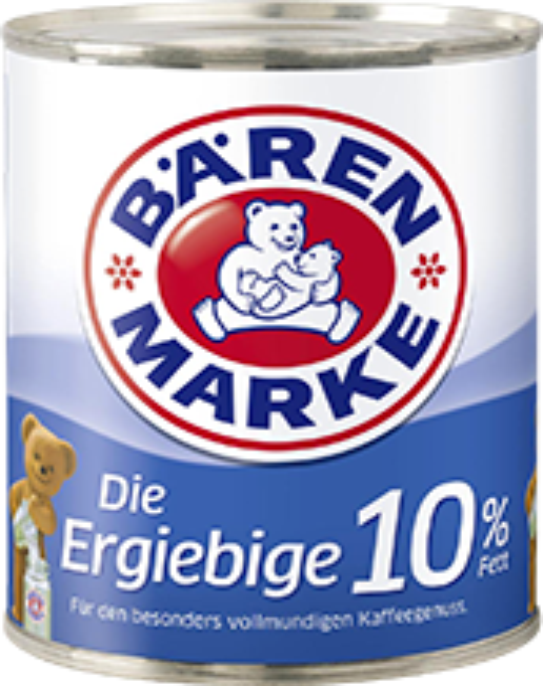 Bärenmarke Die Ergiebige 10% Fett