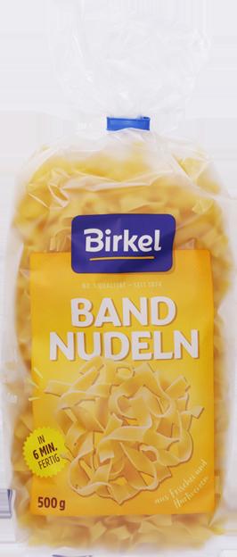 Birkel's No. 1 Bandnudeln