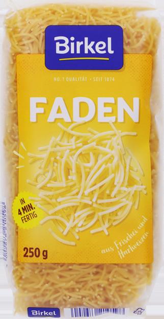 Birkel's No. 1 Faden