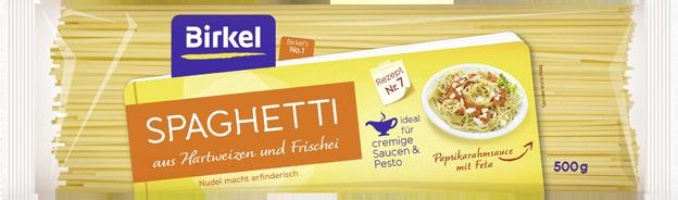 Birkel's No. 1 Spaghetti