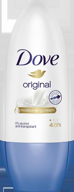 Dove Original Moisturing Cream Deo Roll-On