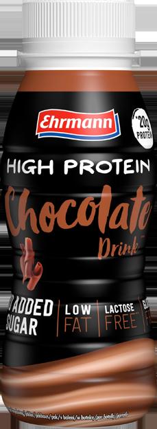 Ehrmann High Protein Drink Schoko