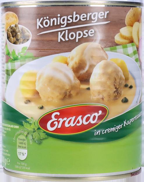Erasco Königsberger-Klopse