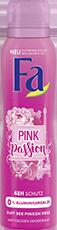 Fa Deodorant Pink Passion Duft der Pinken Rose