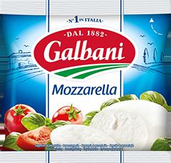 Galbani Mozzarella 45% Fett
