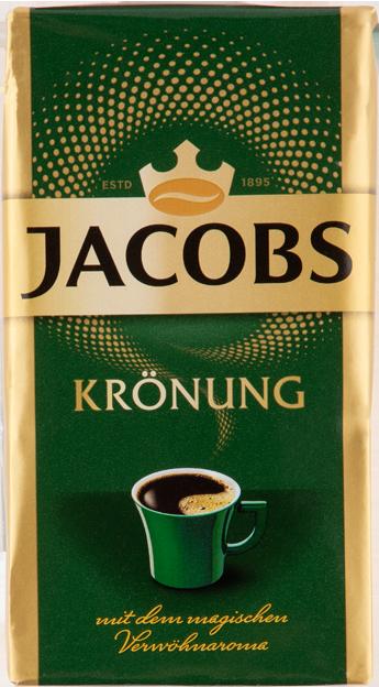 Jacobs Filterkaffee Krönung Klassisch