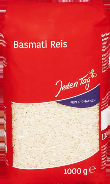Jeden Tag Basmati Reis