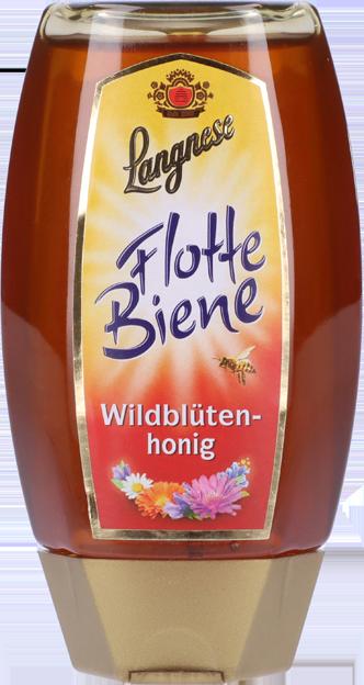 Langnese Flotte Biene Wildblüten