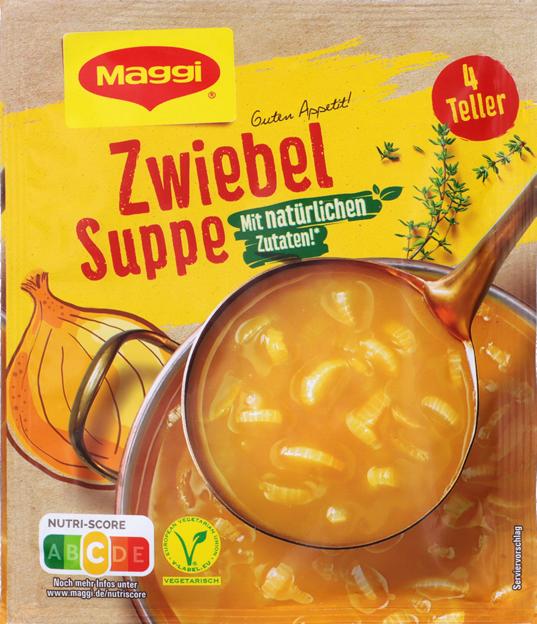 Maggi Guten Appetit Zwiebelsuppe