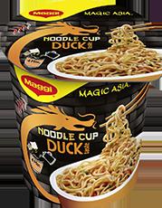 Maggi Magic Asia Noodle Cup Duck