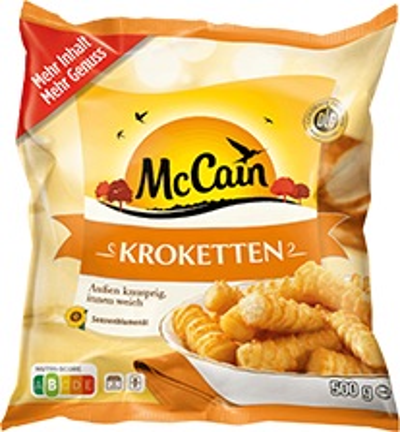 Mc Cain Kroketten