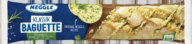 Meggle Kräuterbutter Baguette