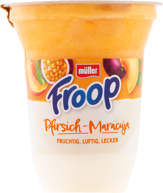 Müller Froop Pfirsich-Maracuja