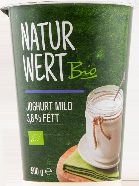 Naturjoghurt 3,8%