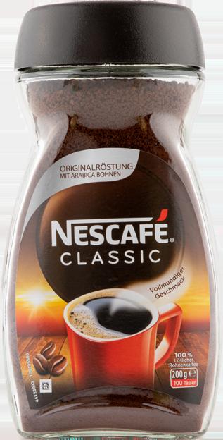 Nescafé Classic löslicher Kaffee