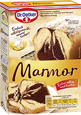 Dr. Oetker Marmor-Kuchen