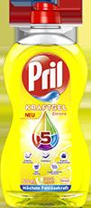 Pril Kraft Gel Zitrone