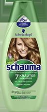 Schwarzkopf Schauma Shampoo 7 Kräuter