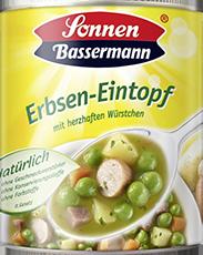 Sonnen Bassermann Erbsentopf
