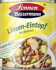 Sonnen Bassermann Linsentopf