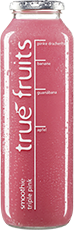 true fruits triple smoothie pink