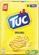 Tuc Original Cracker 3er-Pack