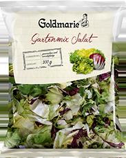 Gartenmix Salat