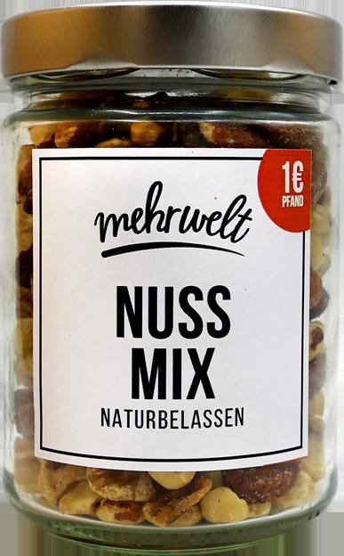 Mehrwelt Nuss Mix