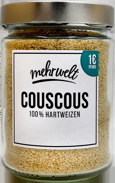 Mehrwelt Couscous