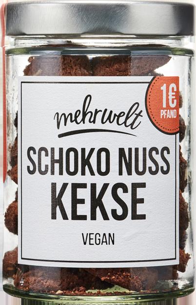 Mehrwelt Schoko Nuss Kekse