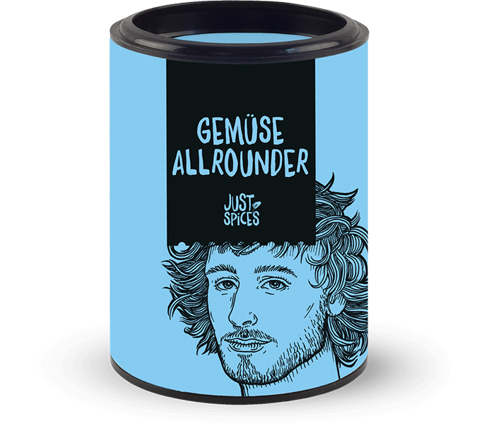 Just Spices Gemüse Allrounder